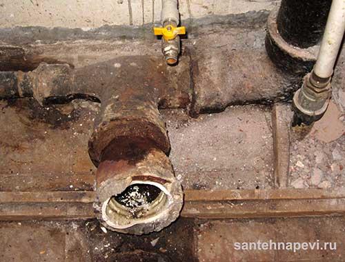 Порядок демонтажа дымовой трубы